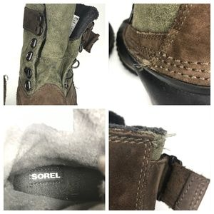 Sorel Shoes - Sorel Winter Fancy Lace II Waterproof Boot SH0899